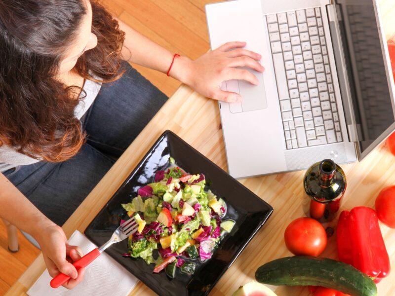 Odżywianie na home office